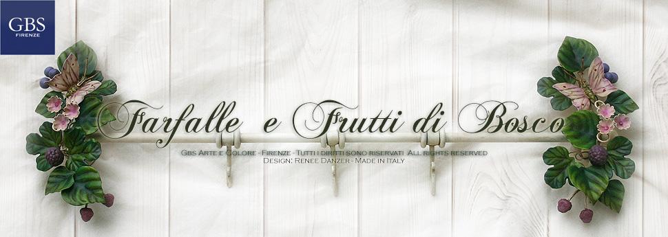 Portautensili Cucina. Frutti di Bosco - GBS Firenze - CASA